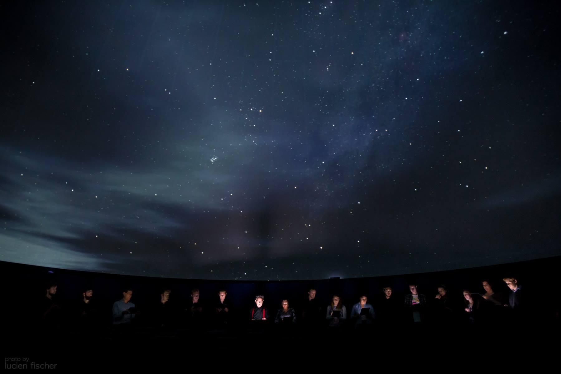 Beneath the Stars, Melbourne Planetarium