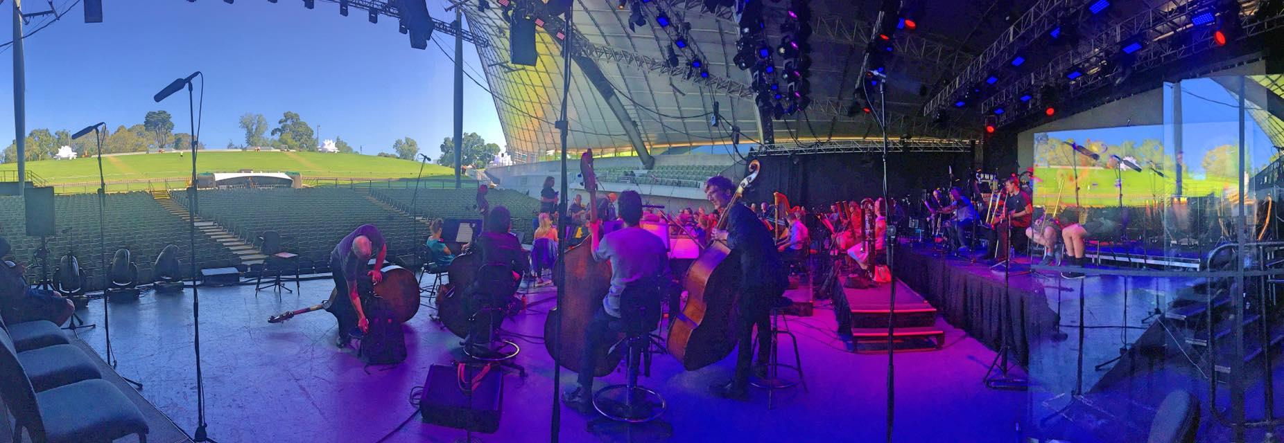 The Music of AR Rahman, Sydney Myer Music Bowl