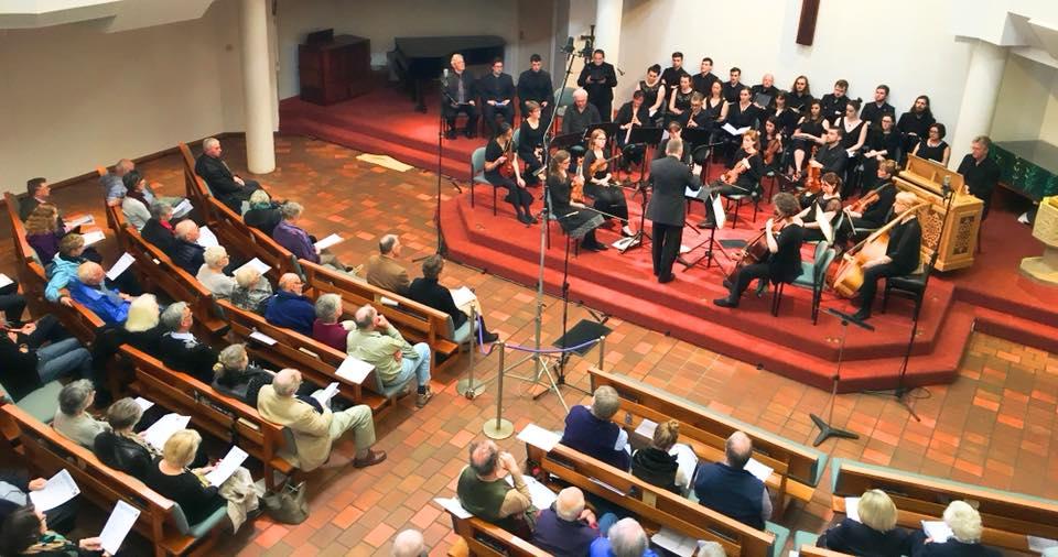 Trauermusik, in St John's Southgate