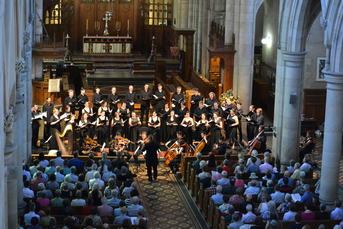 Requiem, with the Adelaide Chamber Singers in Adelaide