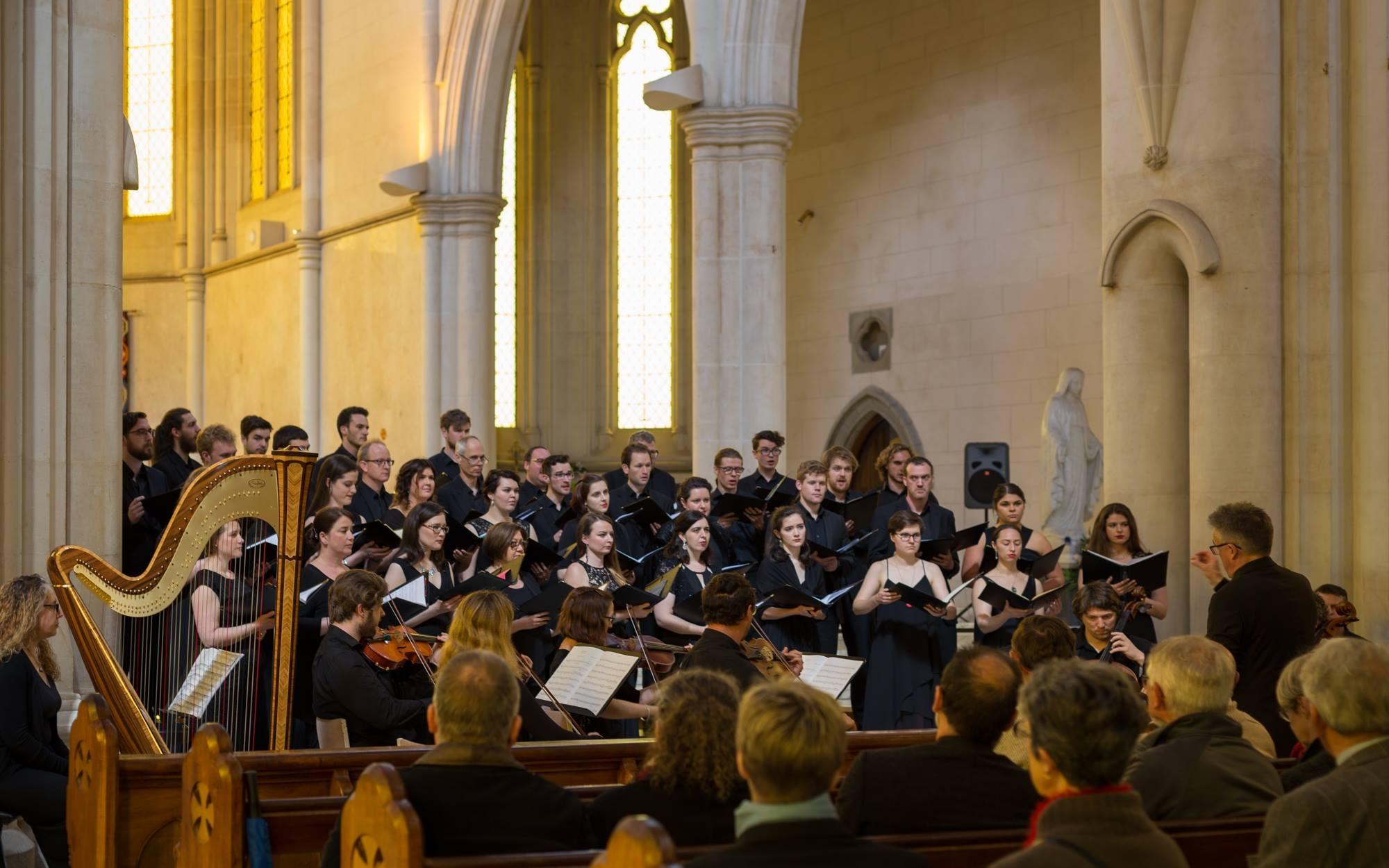 Requiem, with Adelaide Chamber Singers, Bendigo