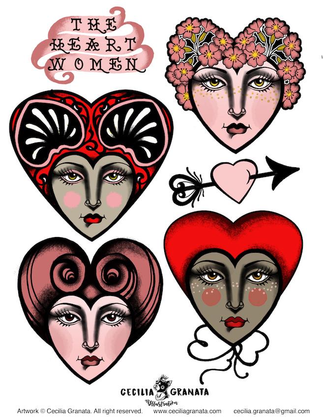 The Heart Women