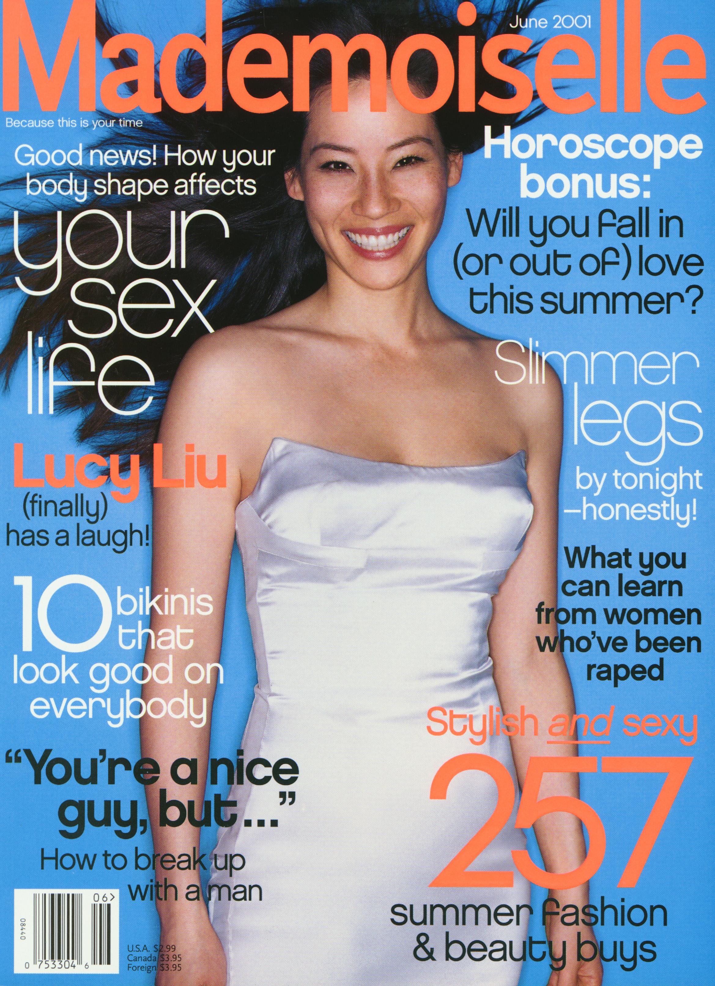 Mademoiselle:Lucy Liu.JPEG