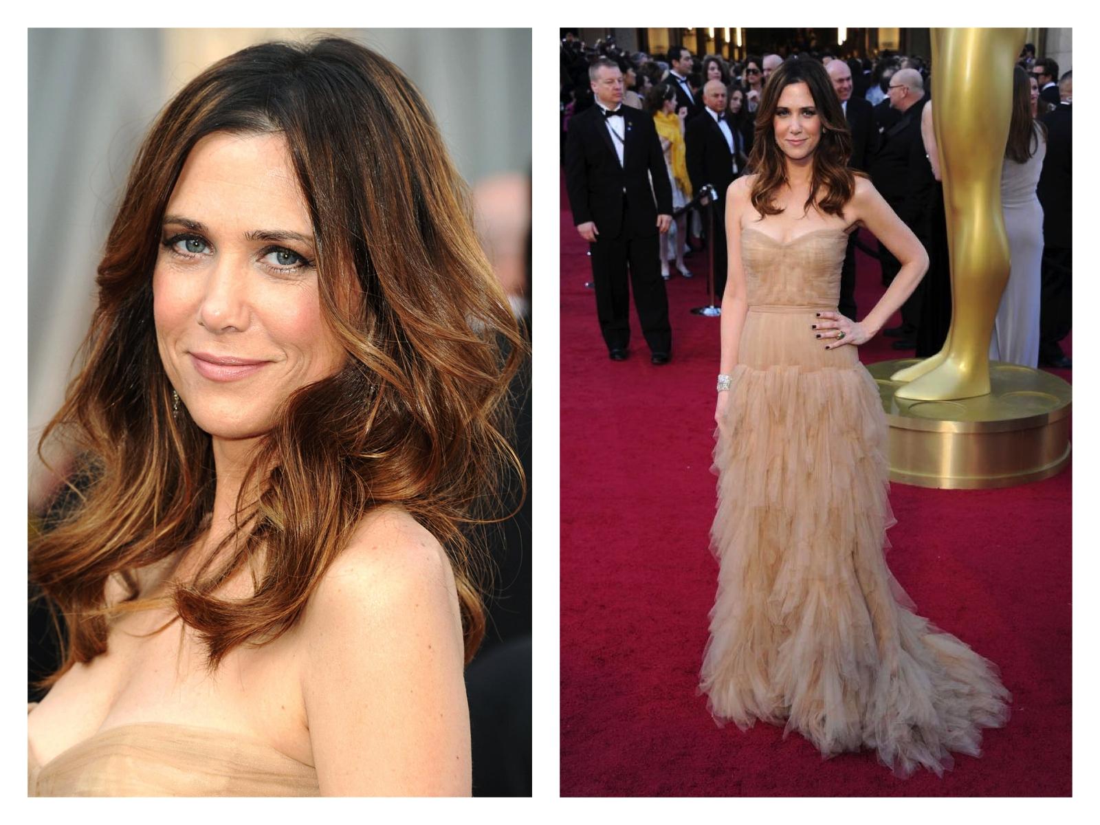 Kristen Wiig/Oscars Red Carpet