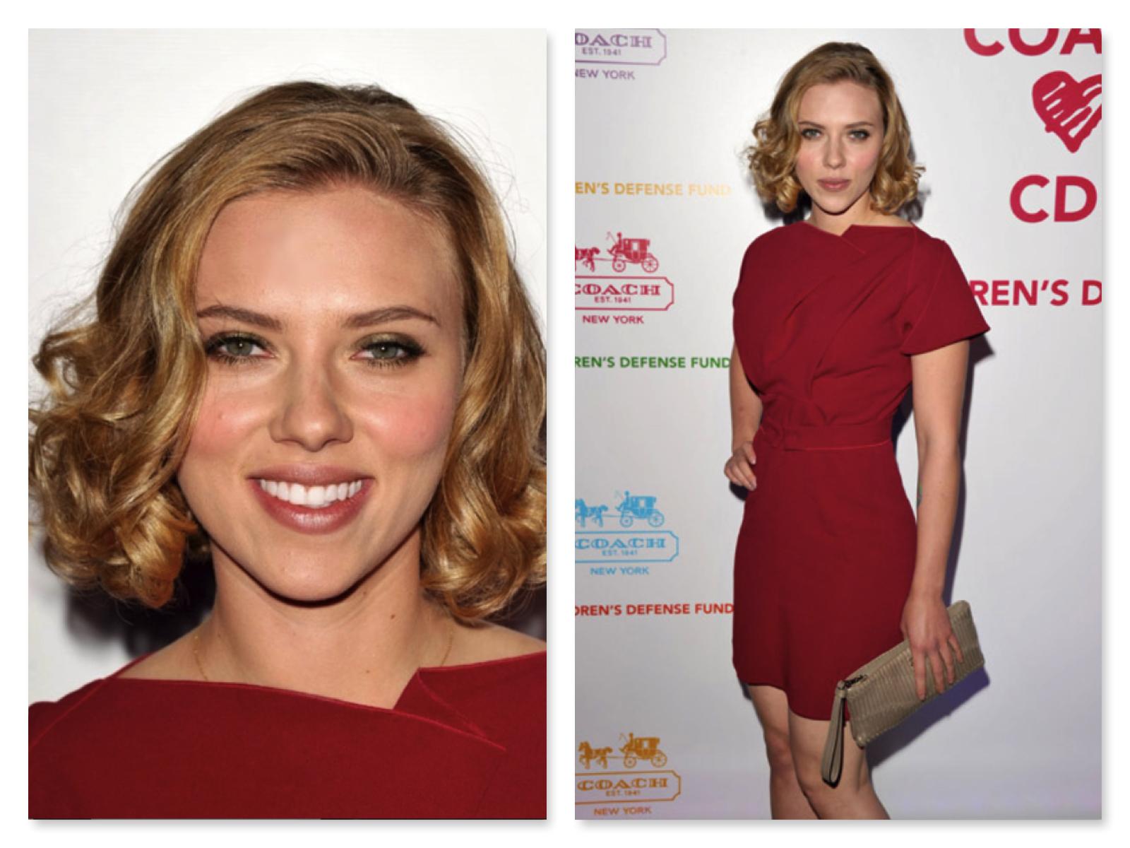 Scarlett Johansson/Event for COACH
