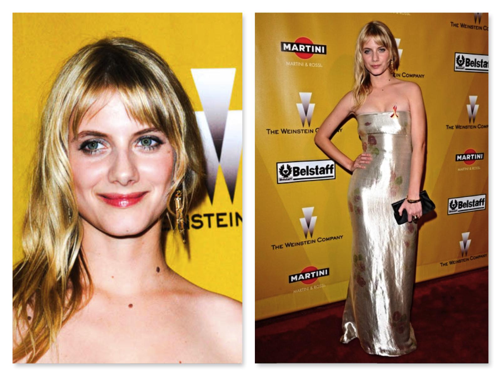 Mélanie Laurent/Golden Globe Awards