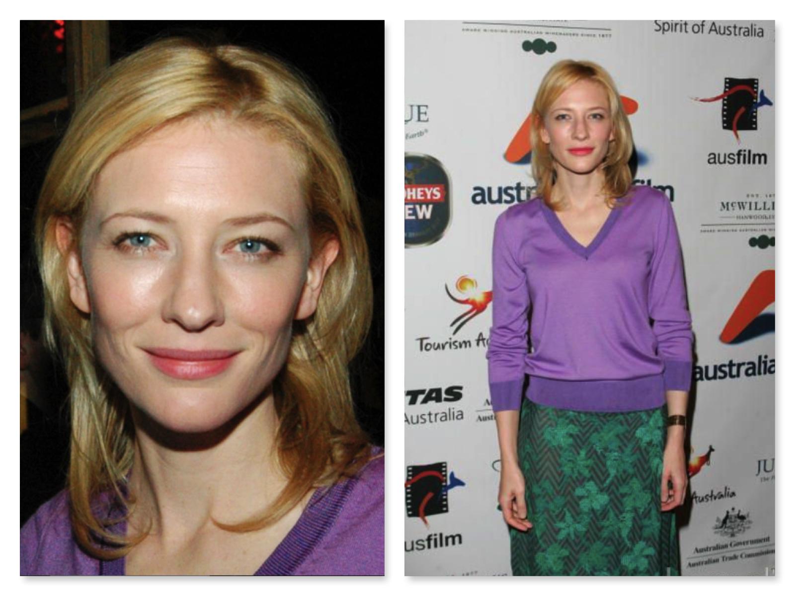 Cate Blanchett/Screening