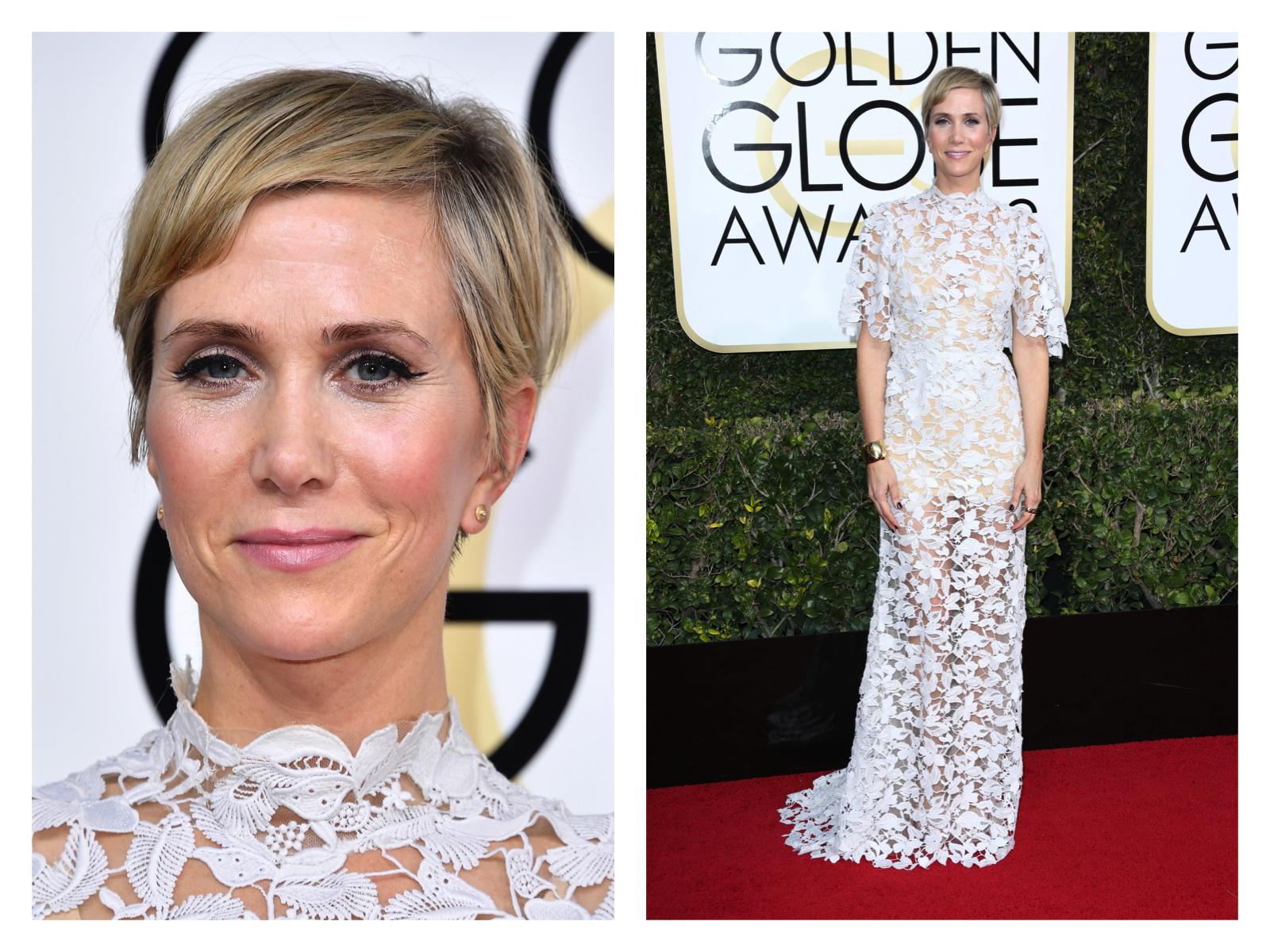 Kristen Wiig/Golden Globe Awards