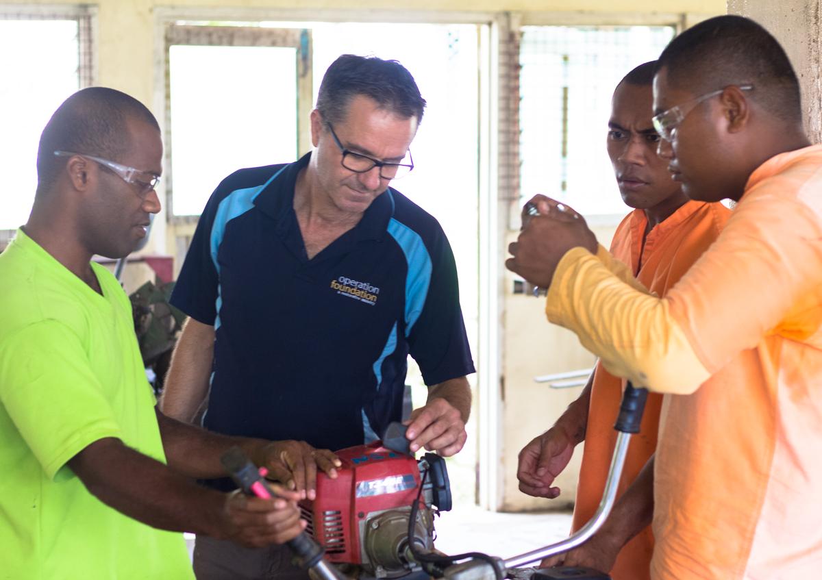 Small Engine Repair & Maintenance -