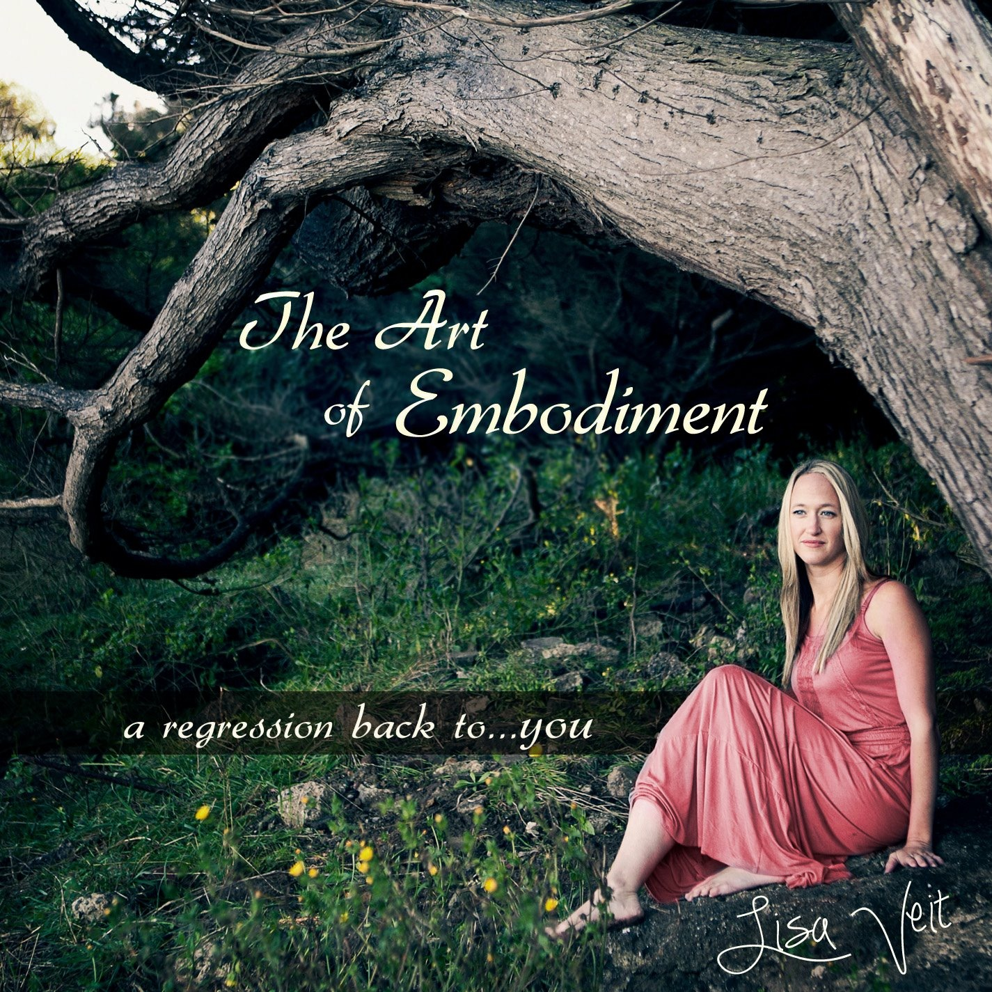 Buy Lisa's Meditation CD - Let's get your relaxation kick started!Buy The Art of Embodiment meditation CD on Amazon, or head over to the SPIRIT SHOP to purchase the download now!