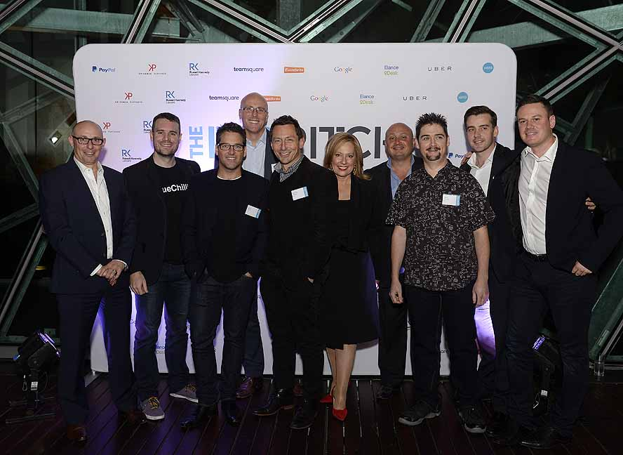 The cream of the crop: Melbourne's enterprise elite gather at The Big Pitch