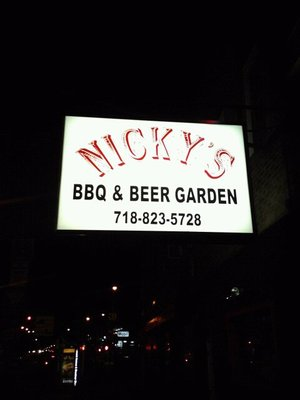 NIcky's BBQ & Beer Garden