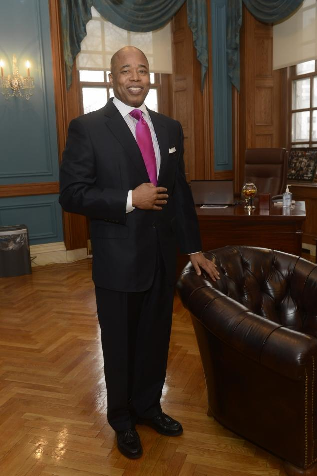 Brooklyn Borough President, Eric Adams |TODD MAISEL/NEW YORK DAILY NEWS