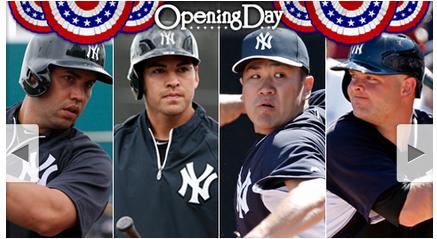 Via Yankees.com