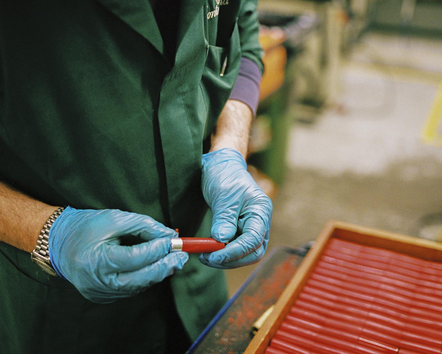 Montegrappa Factory x Classfare Magazine