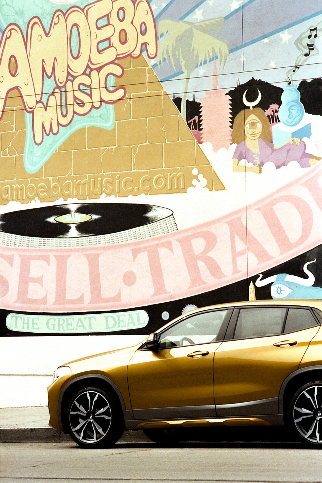 BMW x Vinyl Me Please