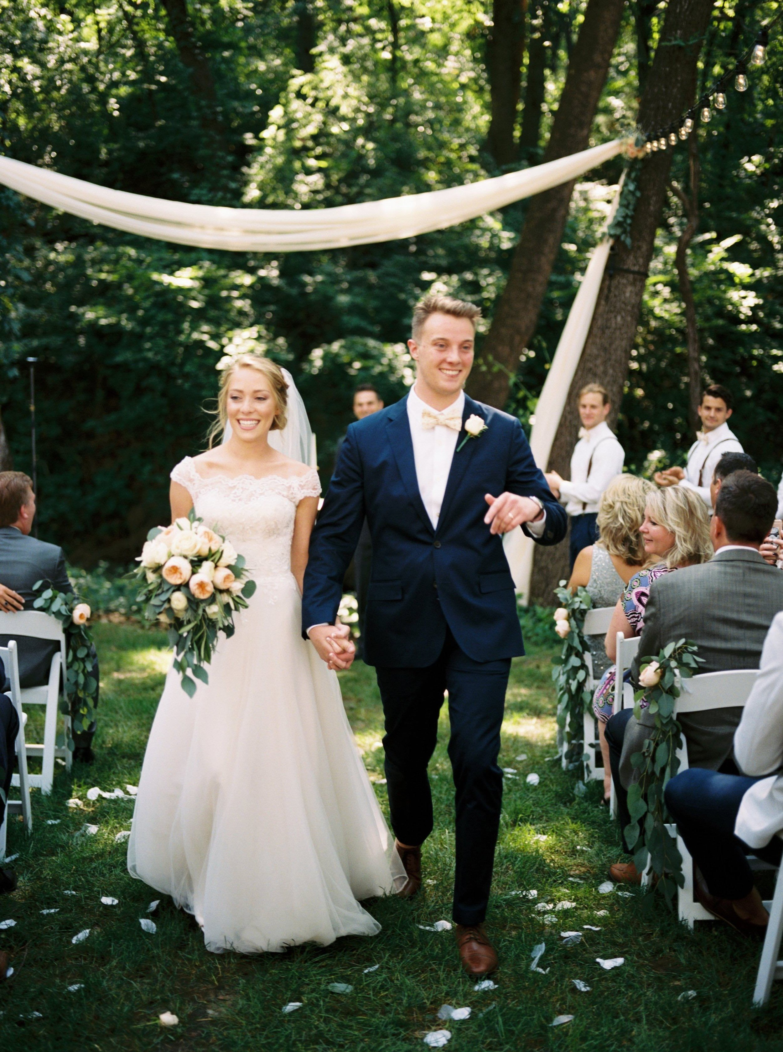 Sunday Brunch Wedding Photo:  Kelbert McFarland Photography
