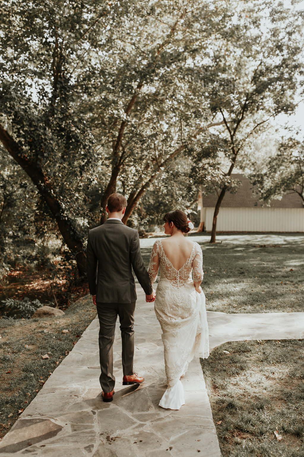 Autumn October Wedding on a Monday :  Chelsea Denise Photography