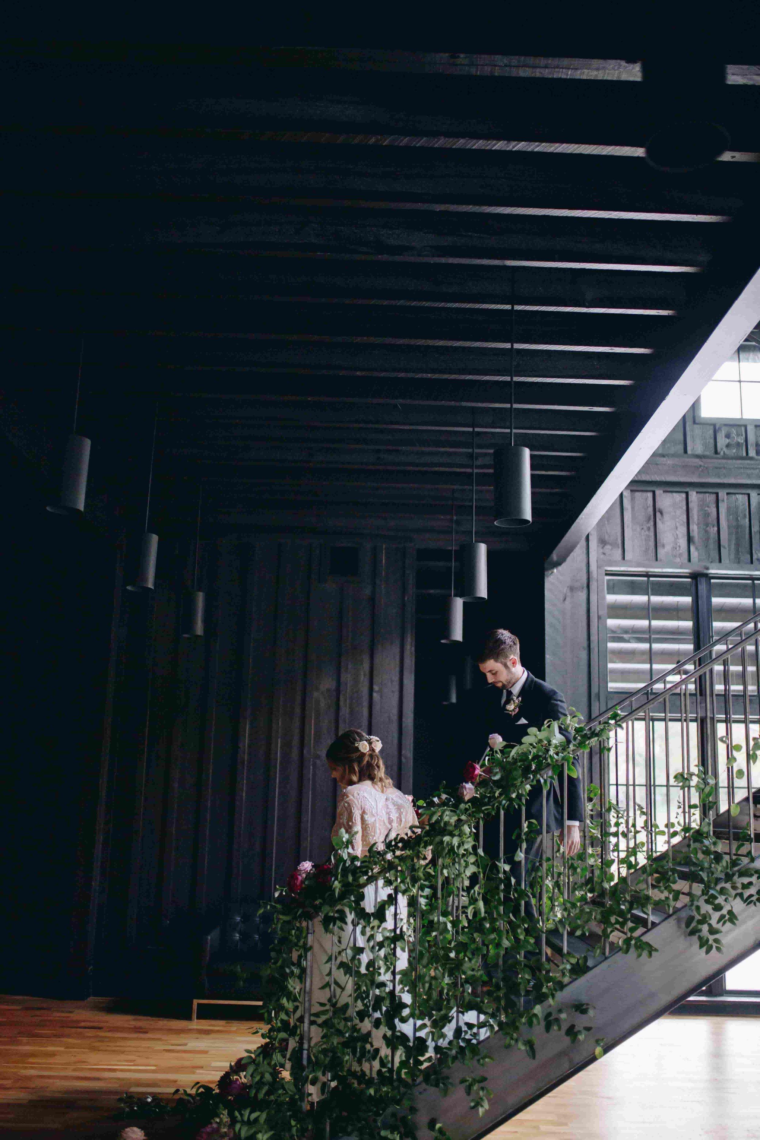 Atrium + Staircase