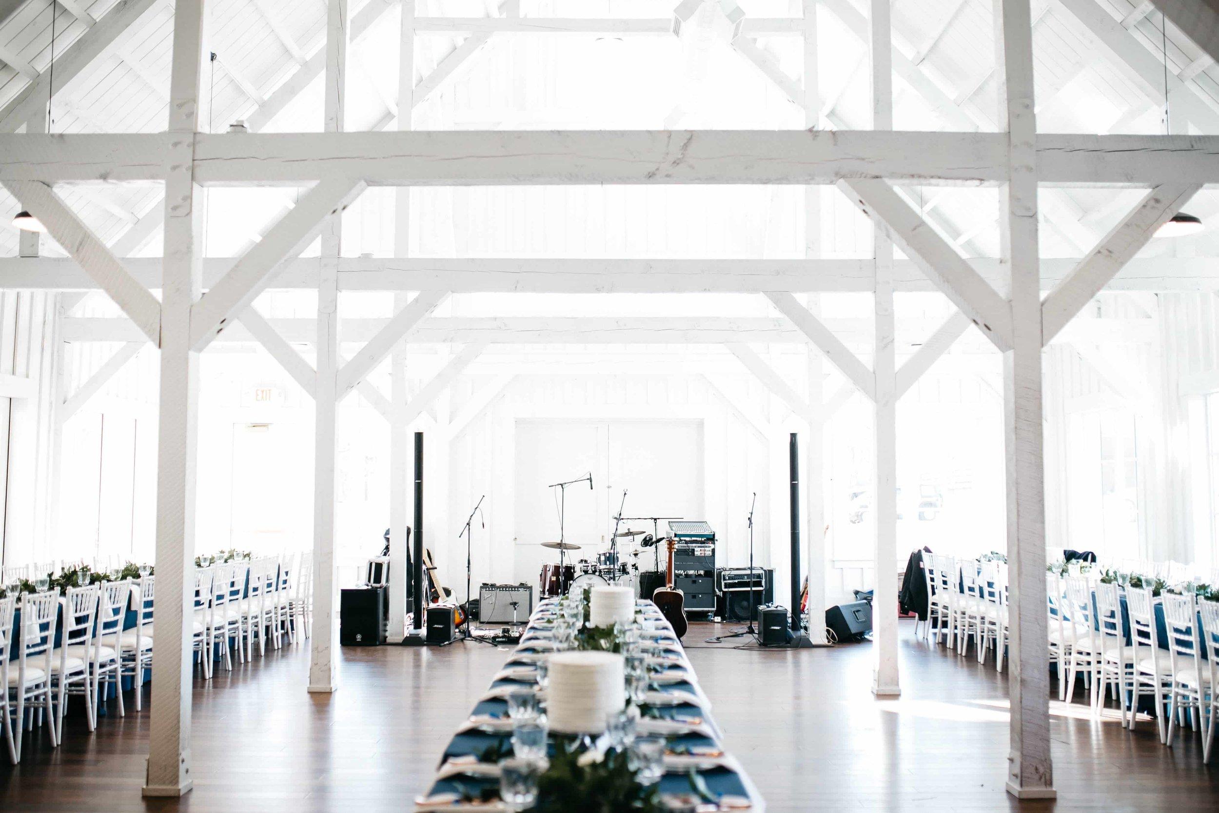 Brunch Wedding Reception