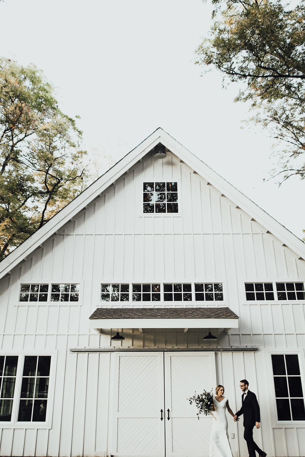 White Barn Portraits