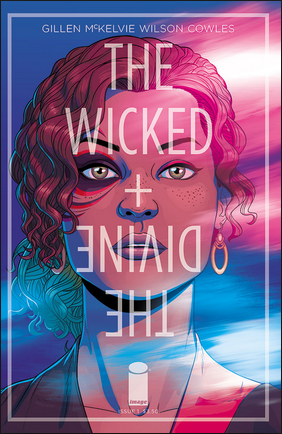 click the cover art to find out how to get your own copy of The Wicked and the Divine