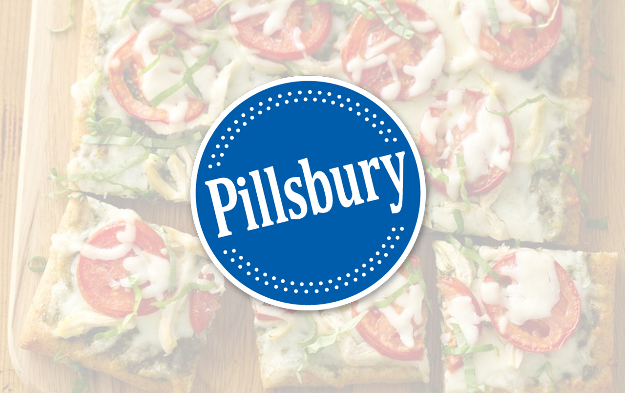Pillsbury.com UX/UI Design - In an effort to