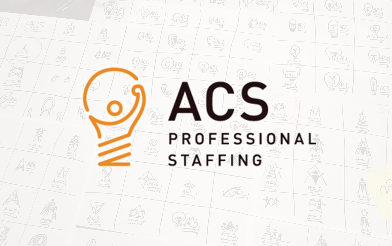 ACS Staffing Rebranding and Website Design - An iterative design process to build a structure to grow into and redefine the visual design of the brand. View Work