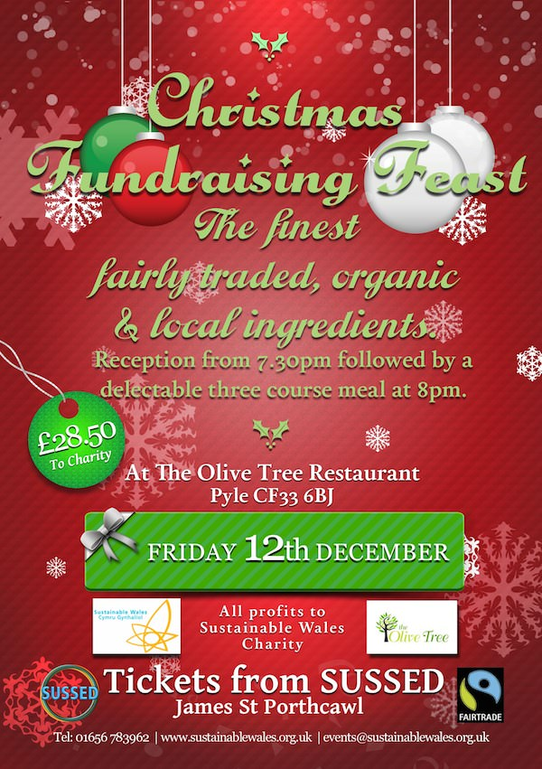festive feast poster