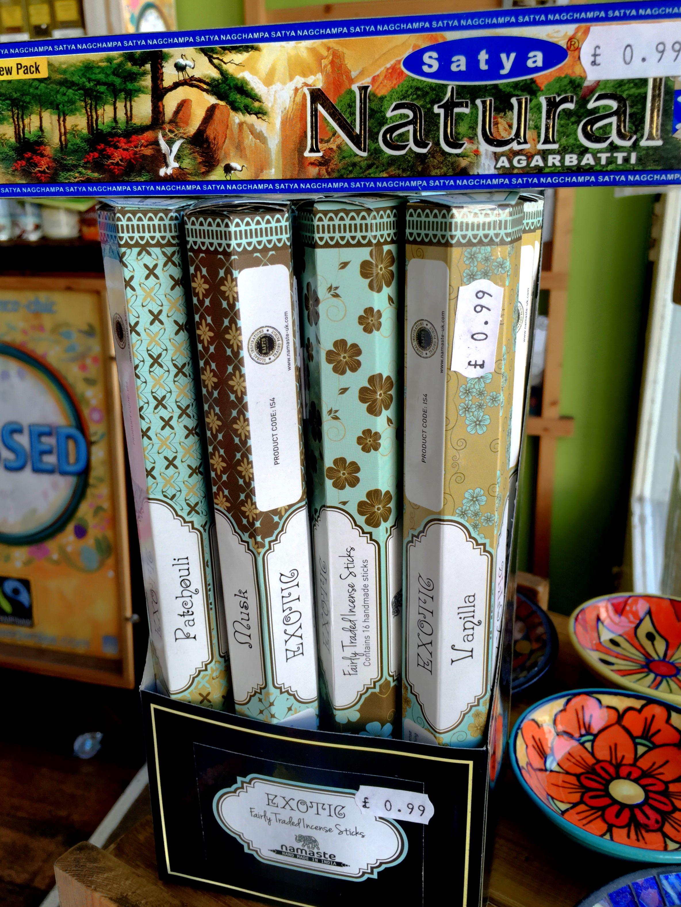 Namaste Incense