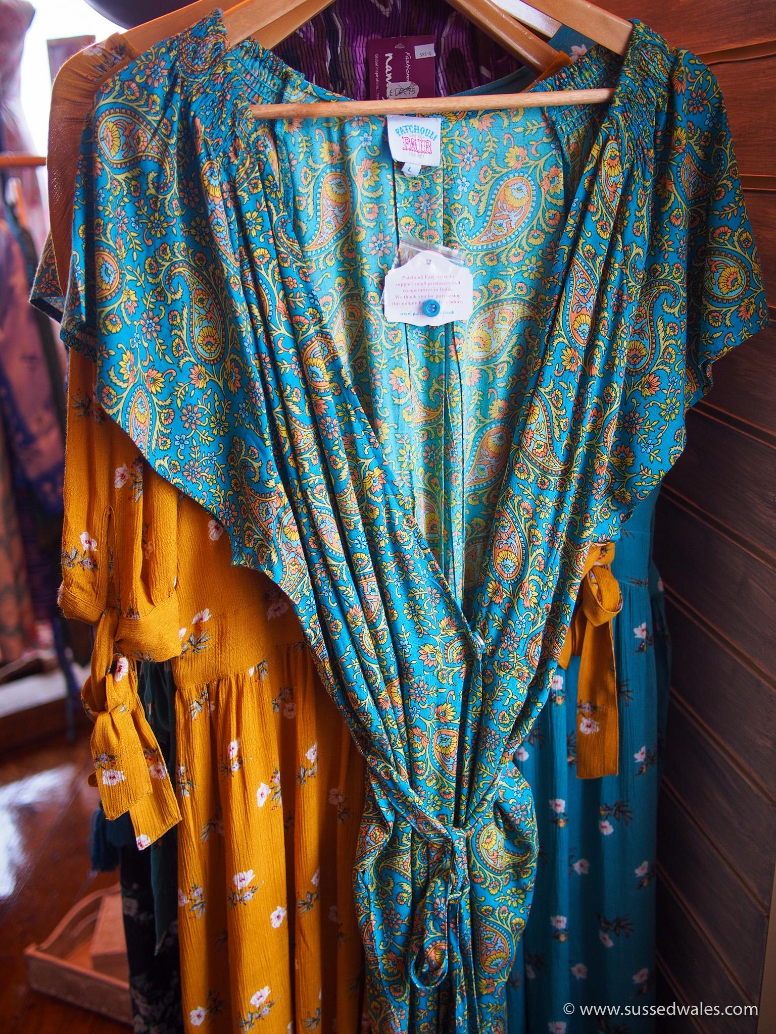 Ethically made dresses