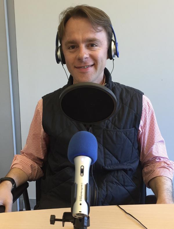 Patrick McGinnis, Author of the 10% Entrepreneur