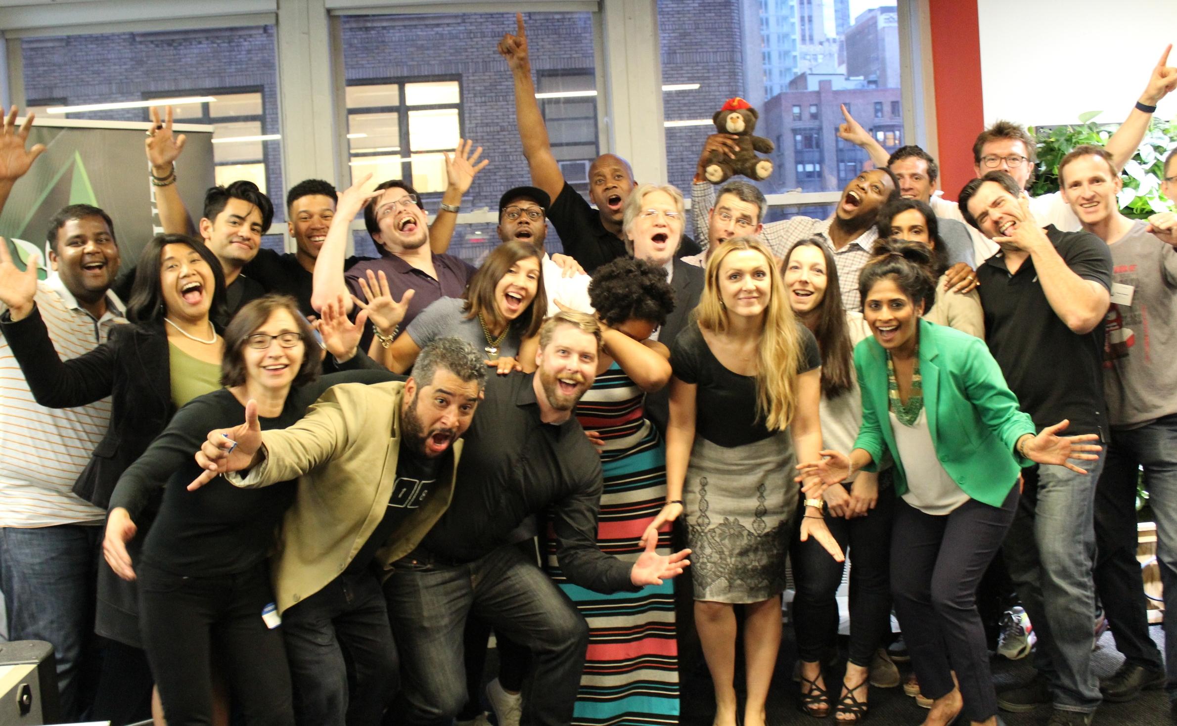 Founder Institute New York Spring 2016