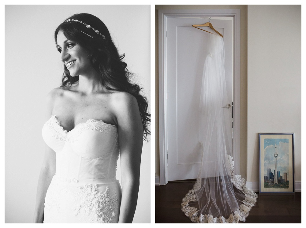 White Toronto, luxe, wedding, wedding dress, Gardiner Museum, 99 Sudbury, Ashley Lindzon, modern, Danijela Weddings, Inbal Dror, Woodbridge Bridal Shoe Shop and Accessories, J Locale, bride,