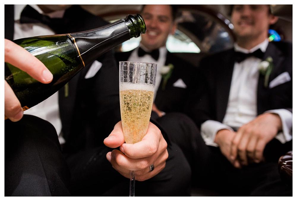 White Toronto, luxe, wedding, celebration, Gardiner Museum, 99 Sudbury, Ashley Lindzon, champagne, groom, wedding party