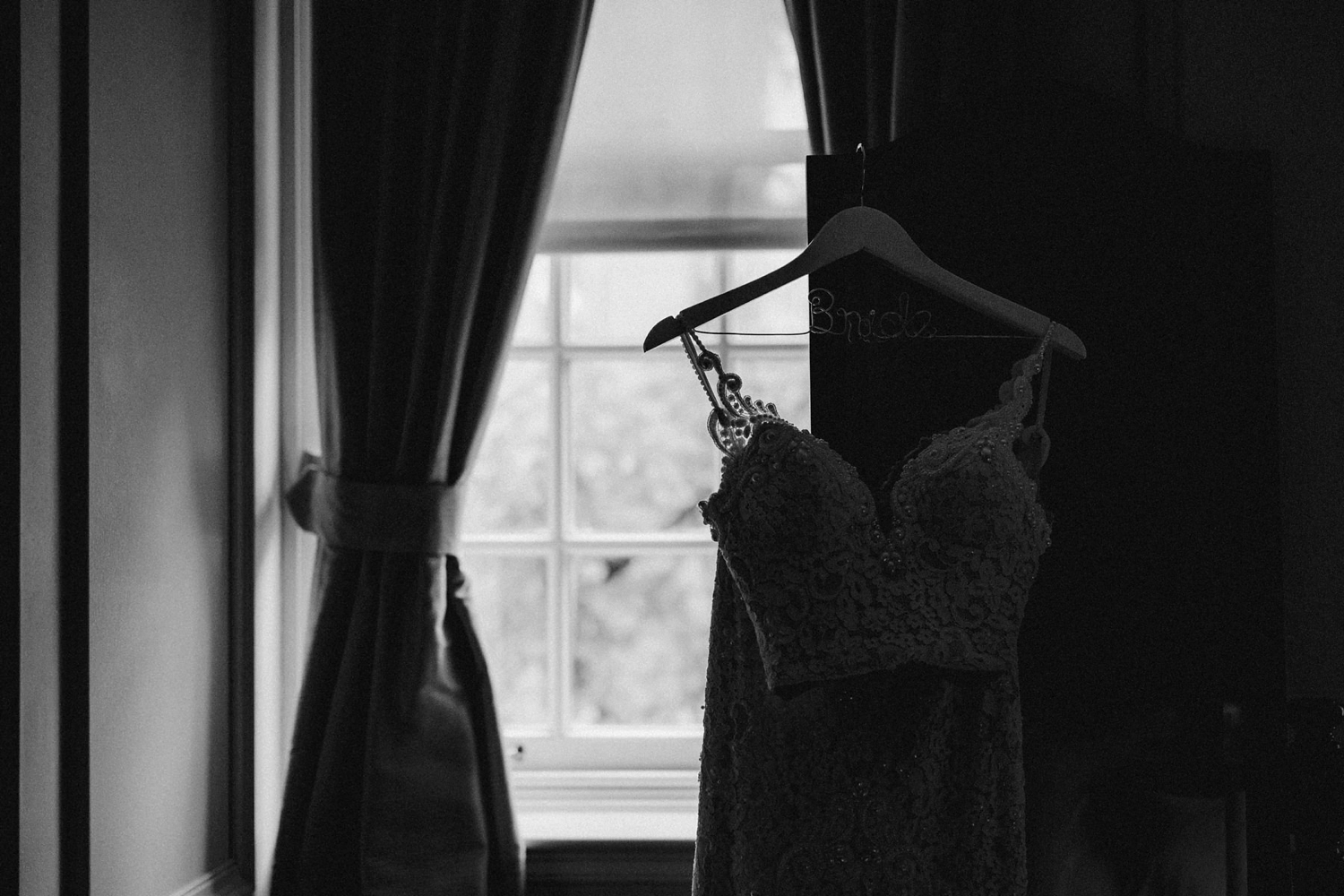 Berta wedding dress at Casa Loma wedding Toronto.