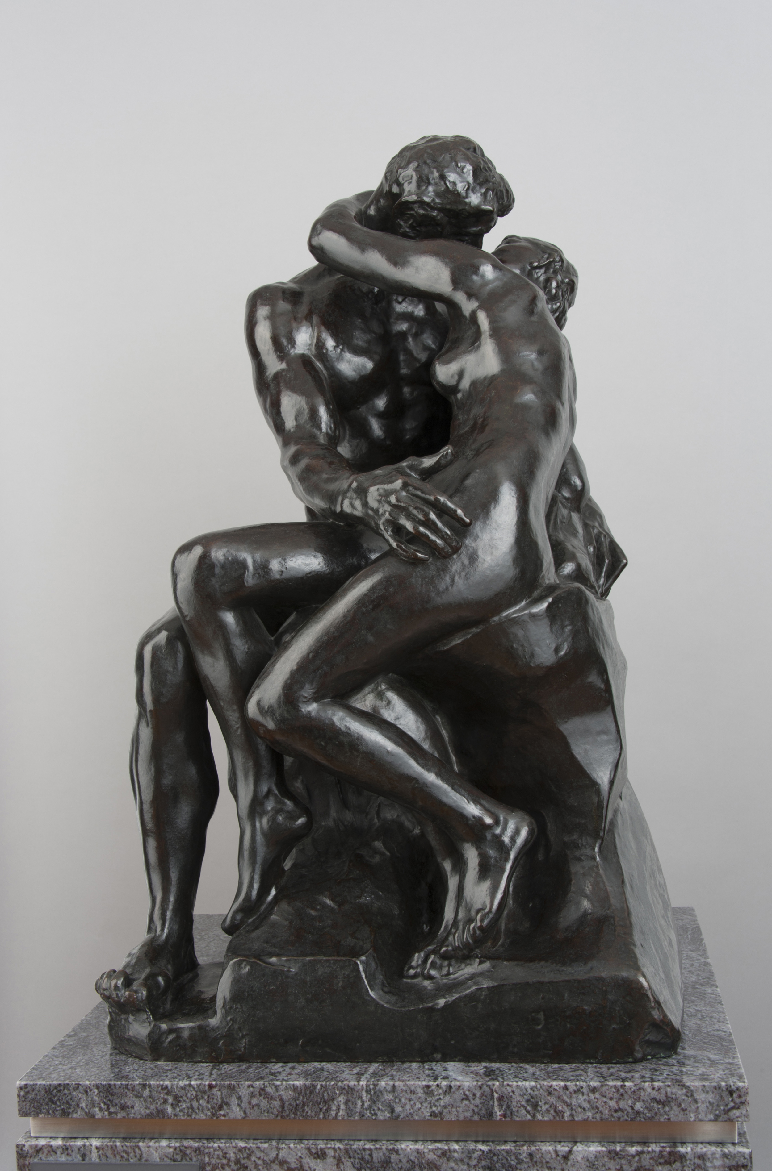 Rodin liked himself a bit of ass (The Kiss, 1882-87)