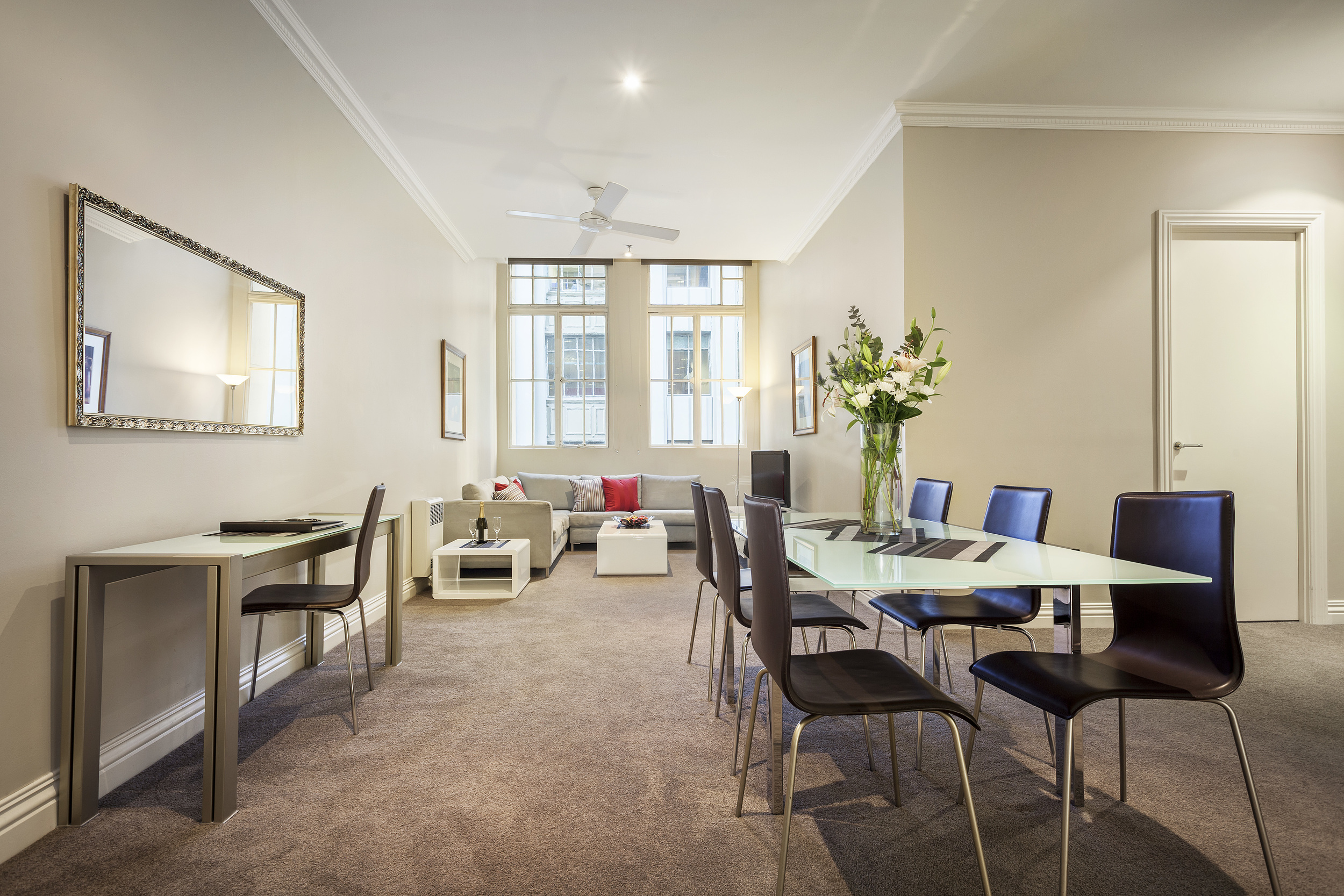 Flinders Landing Apartments in Melbourne's CBD
