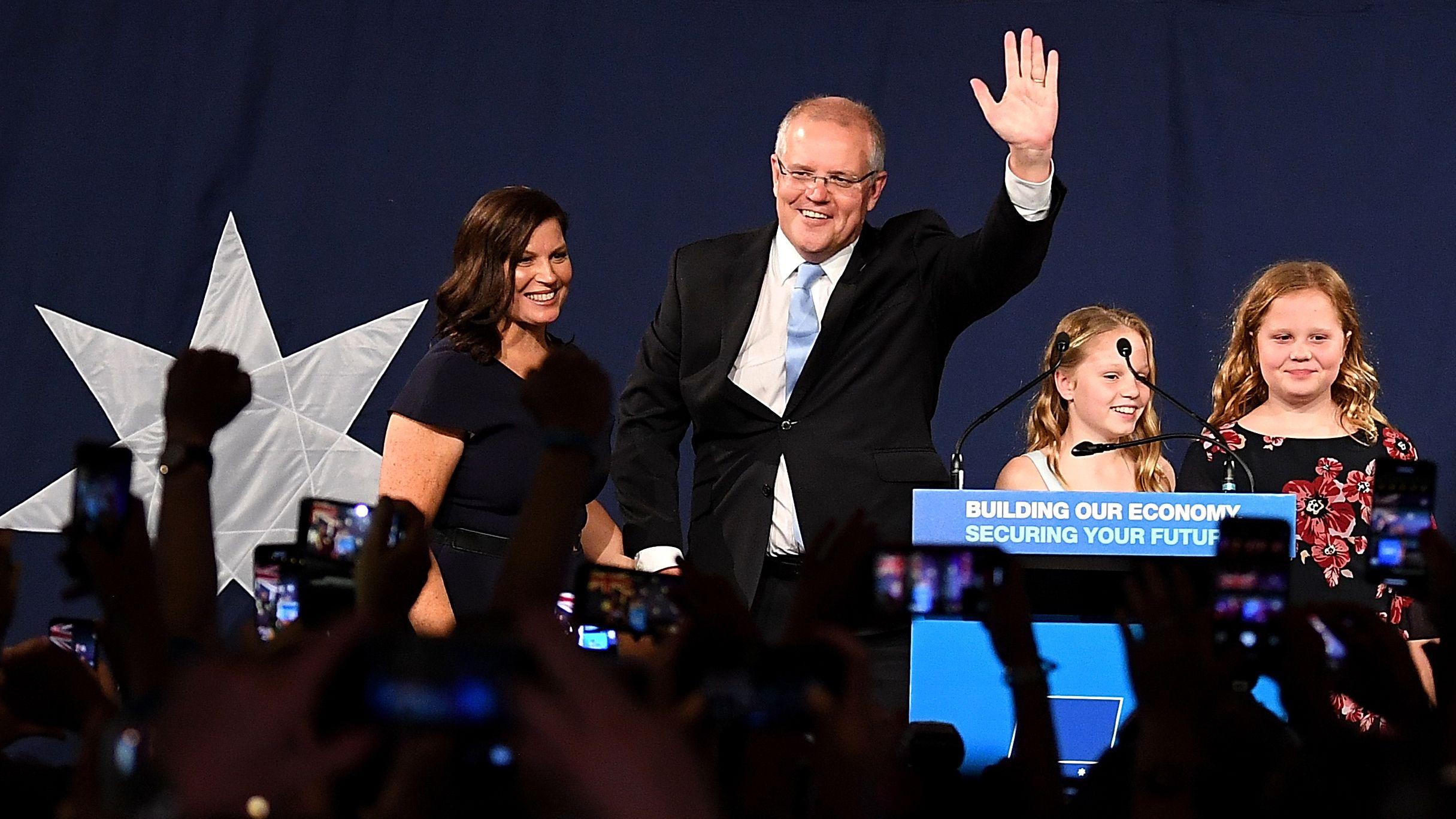Scott Morrison Prime Minister 2019 Election.jpg