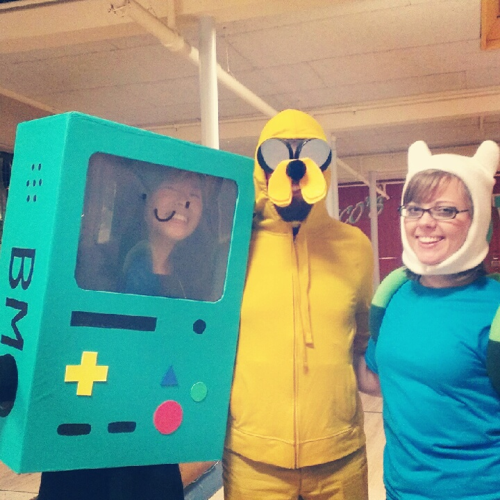 BMO Adventure Time Costume
