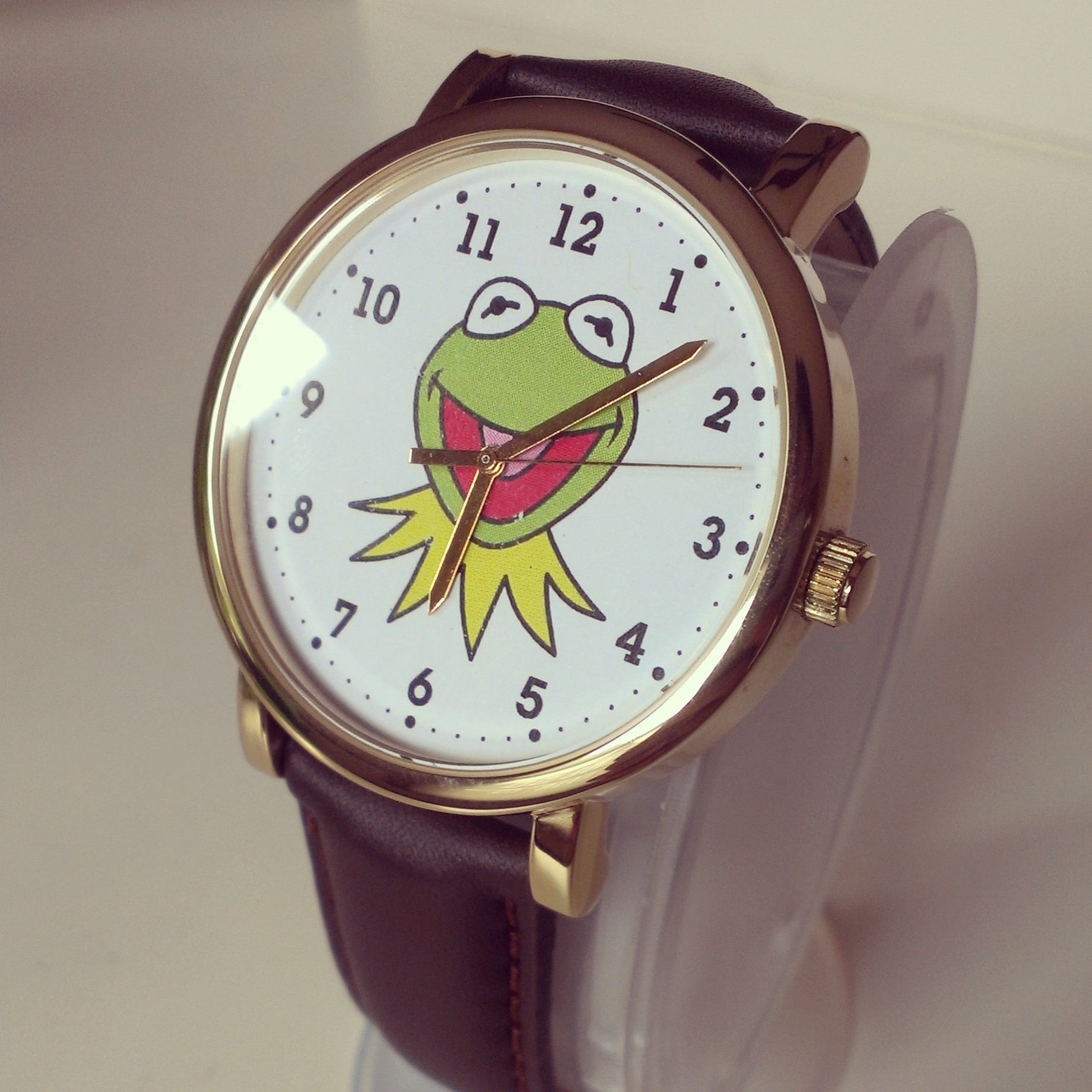 Kermit Wristwatch