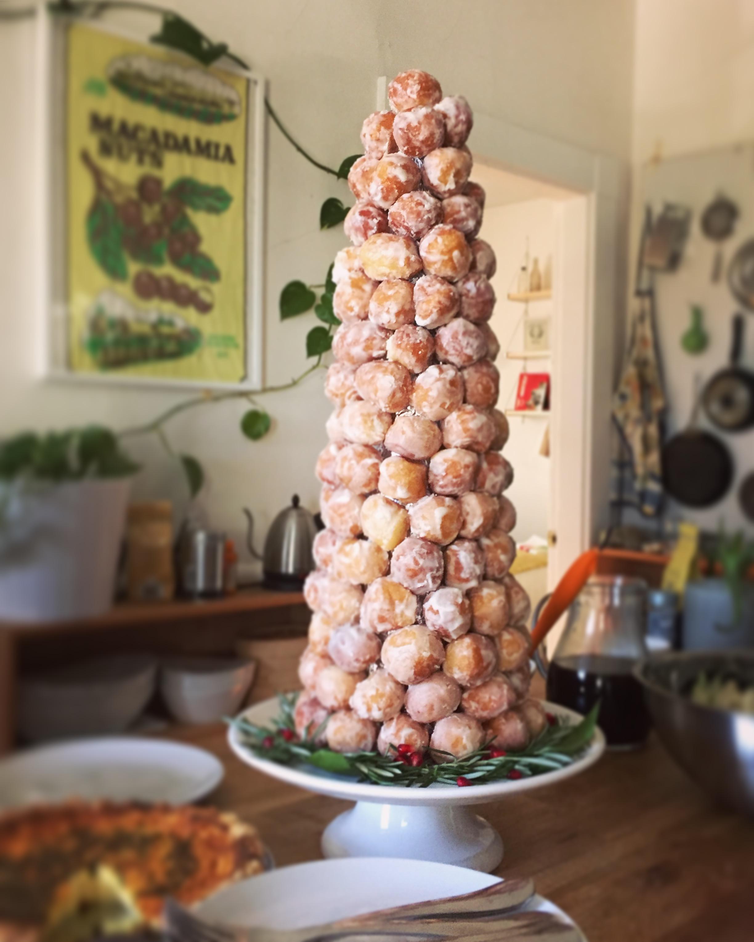 """Donut """"Croquembouche"""""""