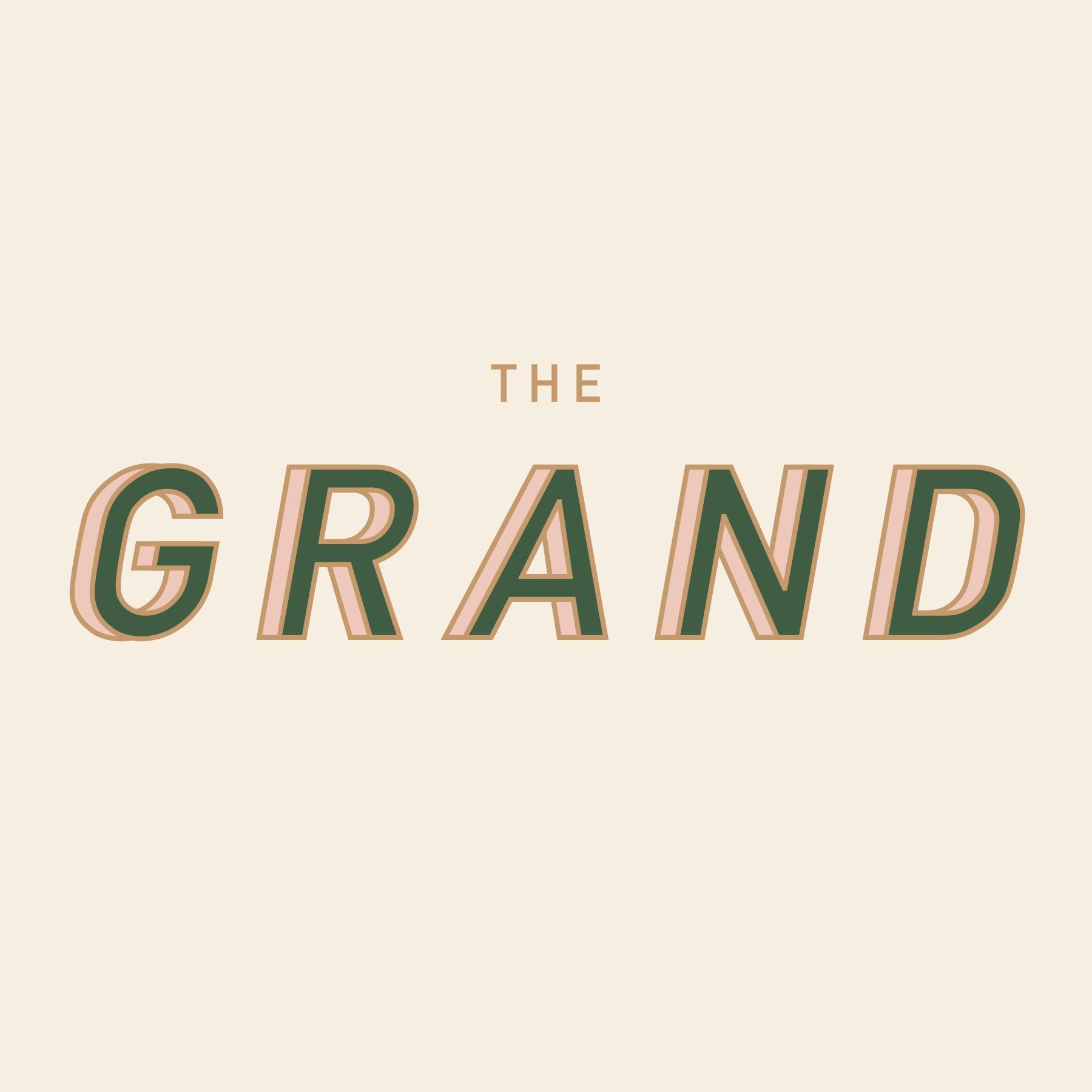 Logo The Grand
