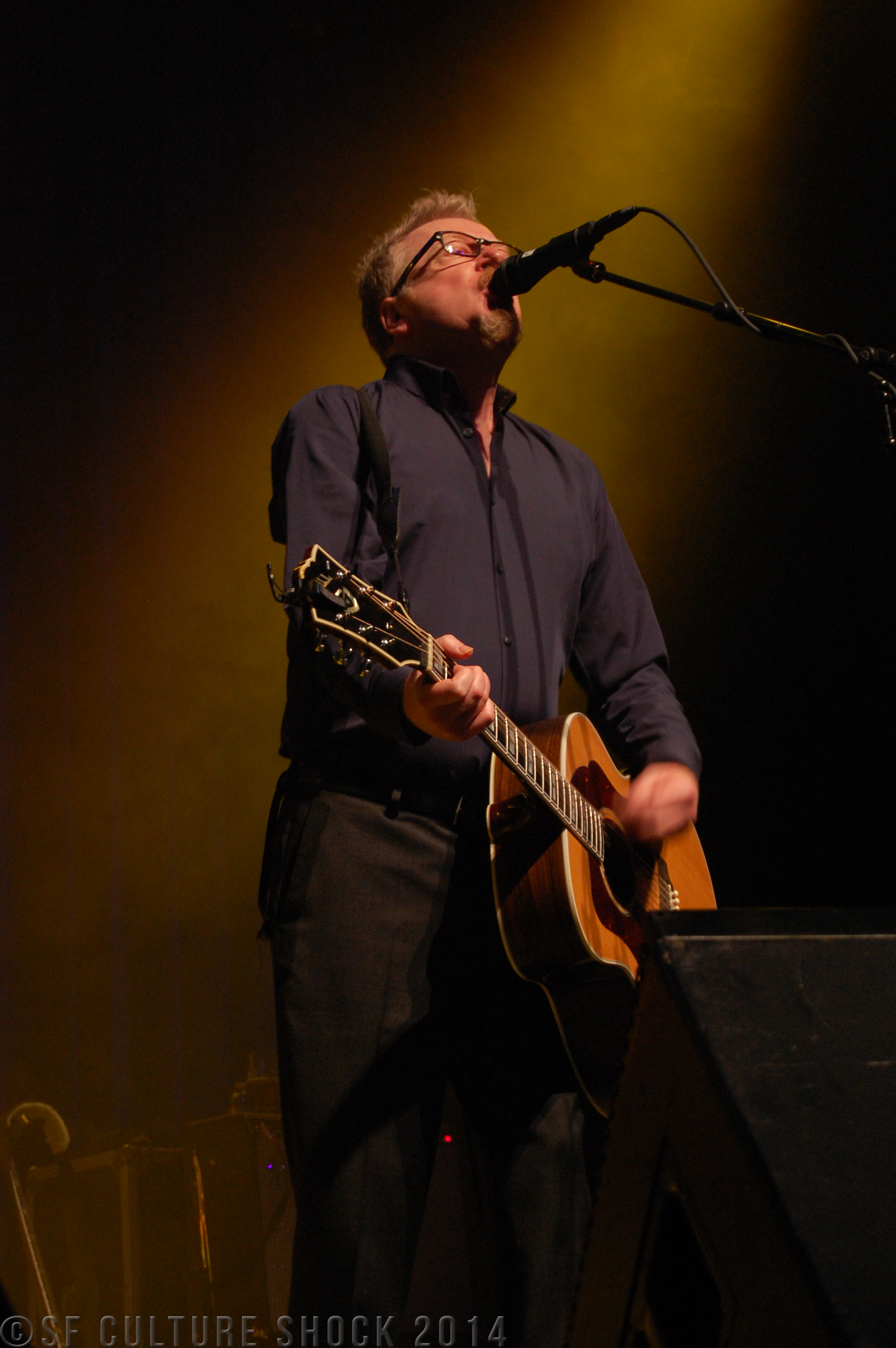 Flogging Molly at the Fox Theater