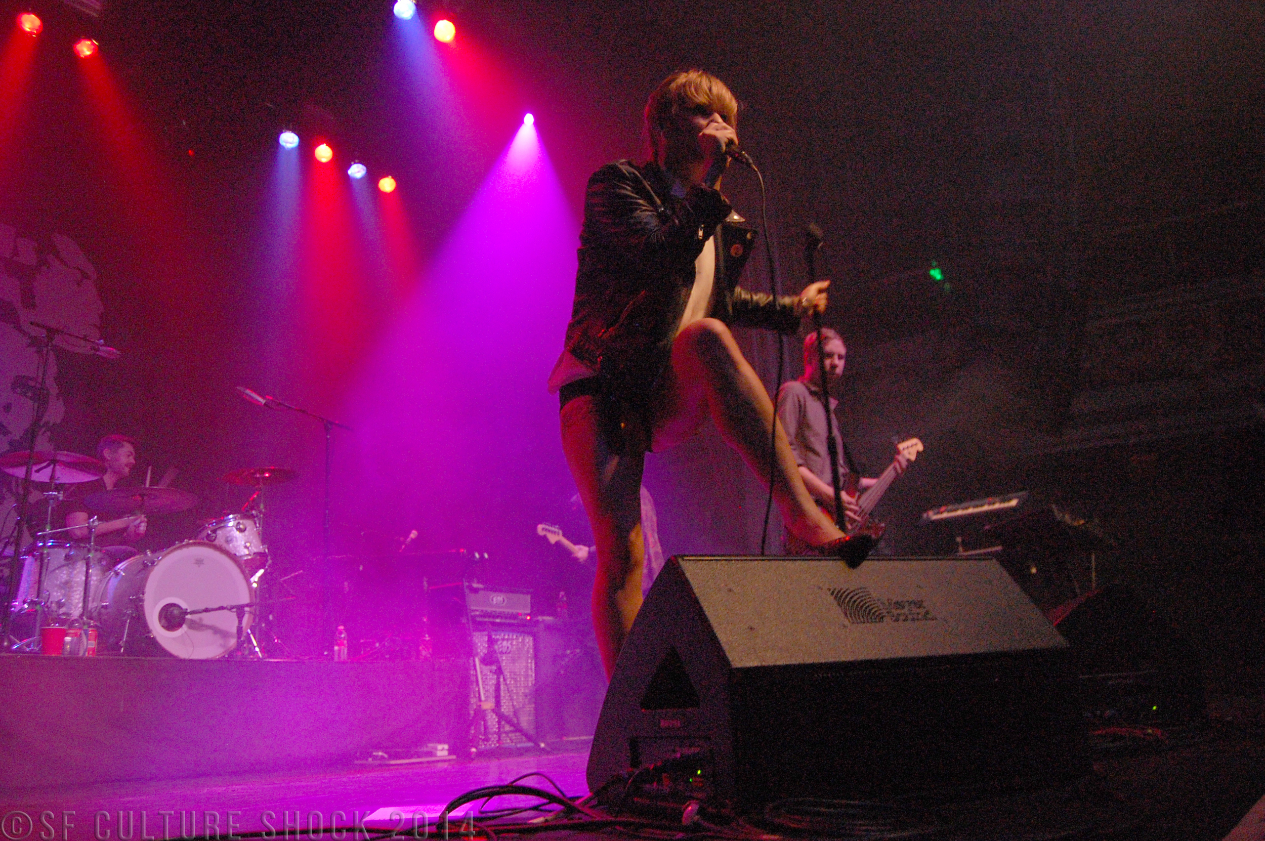 The Sounds at The Regency Ballroom