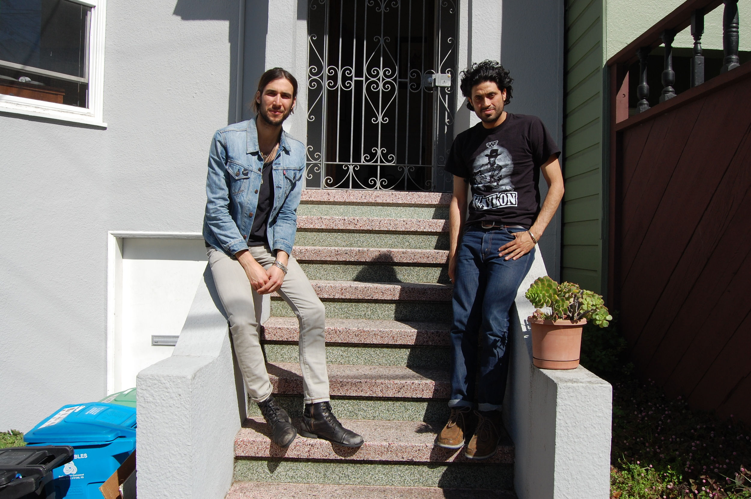 Aaron and Octavio of The Soft White Sixties