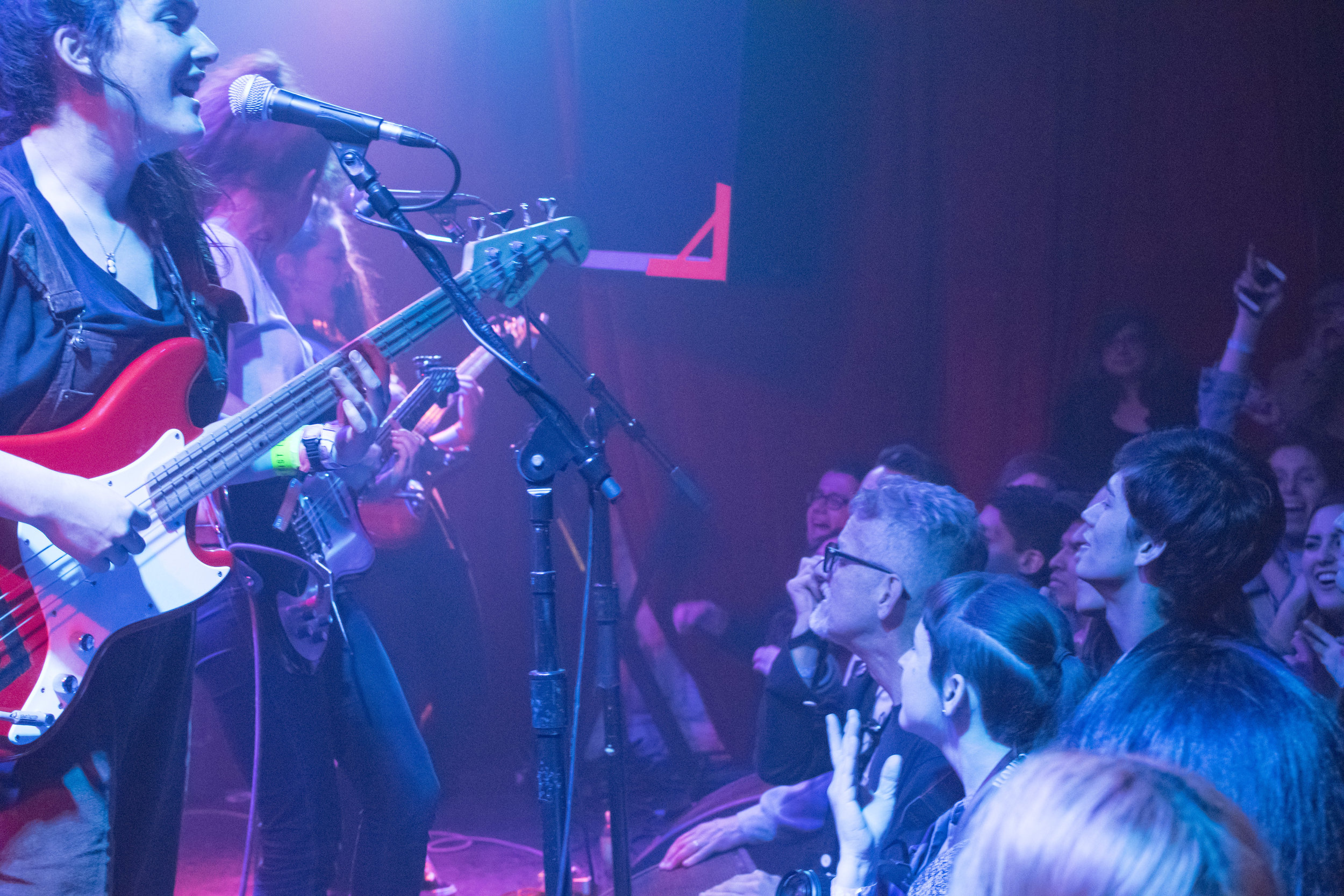 Concert Review: Hinds at the Rickshaw Stop