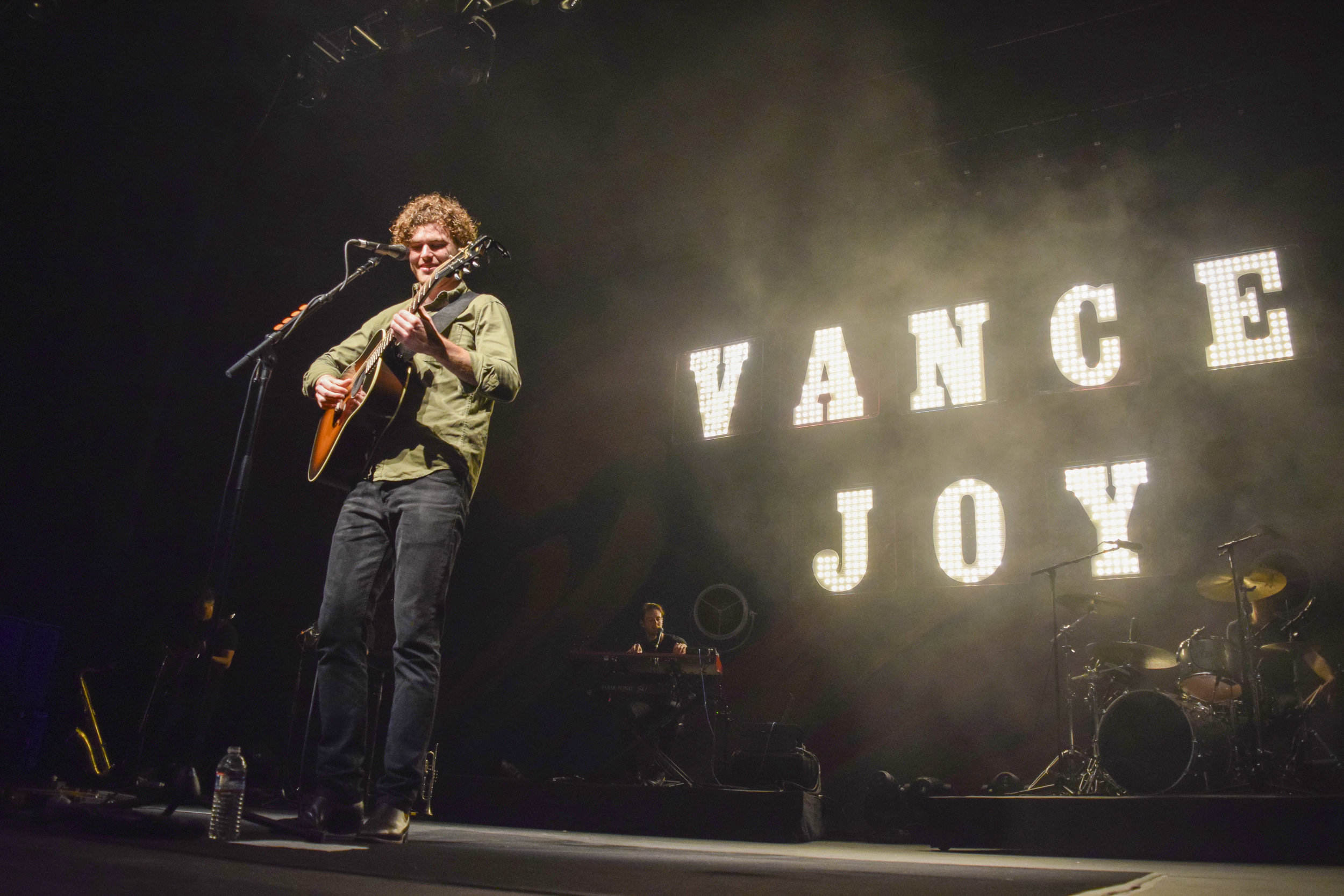 Concert Review: Vance Joy at the Fox Theater