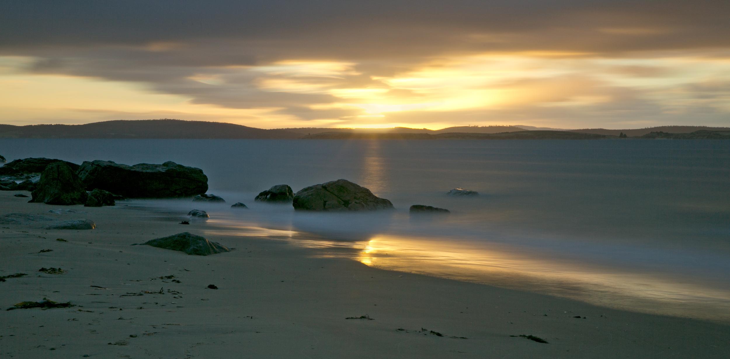 Penny Riddoch Photography Taroona sunrise Tasmania.jpg