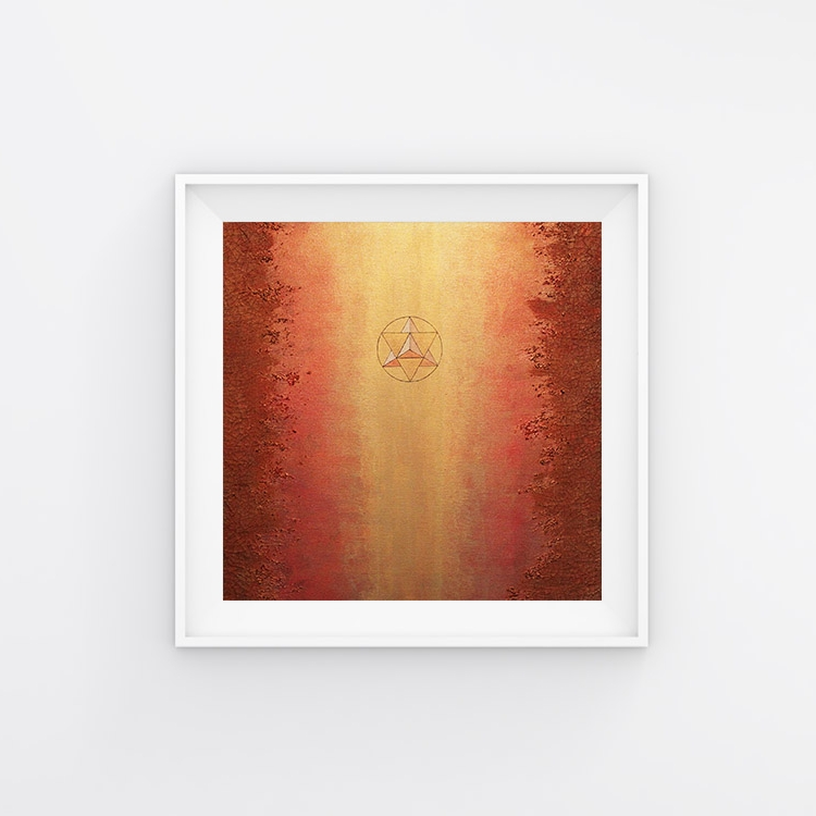 spiritual acrylic paintings